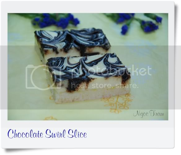 Chocolate Swirl Slice 2