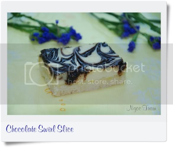 Chocolate Swirl Slice 1