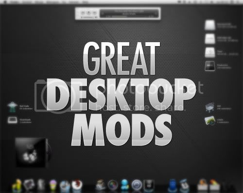 computer desktop mods