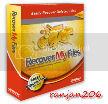 Recover My Files 3.98 Build 6349 