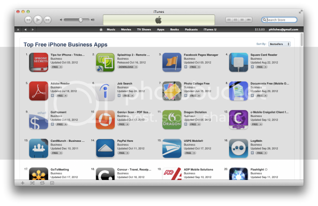 Splashtop 2 is a top free iPhone business app